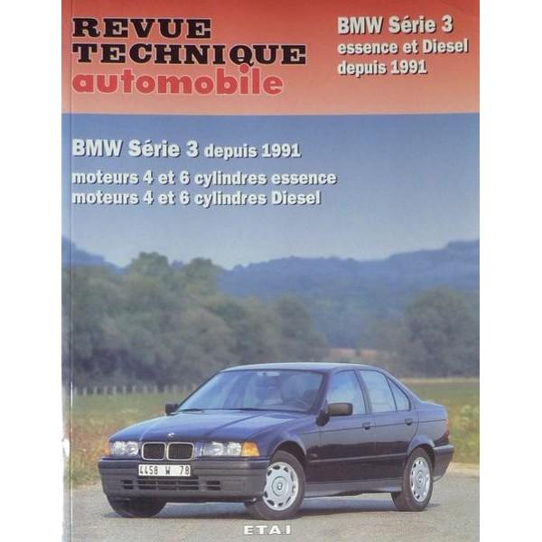 revue technique automobile bmw s rie 3 e36 essence et diesel 4 et 6 cyl. Black Bedroom Furniture Sets. Home Design Ideas