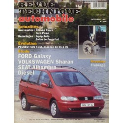 RTA Ford Galaxy I, VW Sharan I, Seat Alhambra I