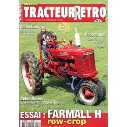 Tracteur Rétro n°3, Farmall H, Vendeuvre BL 335