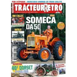 Tracteur Rétro n°6, Someca DA50