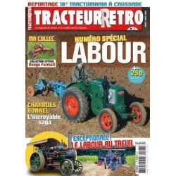 Tracteur Rétro n°7, le labour au treuil