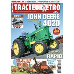 Tracteur Rétro n°8, John Deere 4020