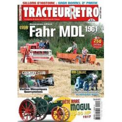 Tracteur Rétro n°9, Fahr MDL, Mogul 10-20 HP