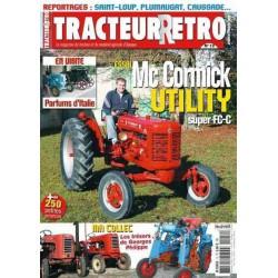 Tracteur Rétro n°12, McCormick Super FC-C