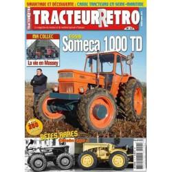 Tracteur Rétro n°13, Someca 1000TD, Citroën type J