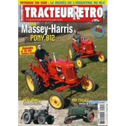 Tracteur Rétro n°14, Massey-Harris Pony 812, Lanz HR8
