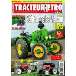 Tracteur Rétro n°15, SFV HV2, Babiole T6