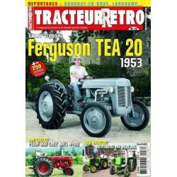 Tracteur Rétro n°16, Ferguson TEA 20