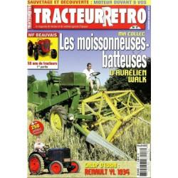 Tracteur Rétro n°17, Renault YL