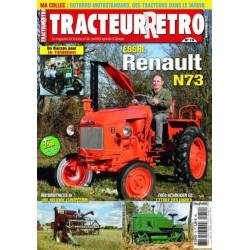 Tracteur Rétro n°19, Renault N73, Schneider E2