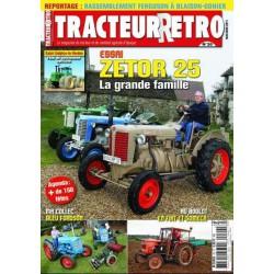 Tracteur Rétro n°20, Zetor 25