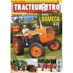 Tracteur Rétro n°21, Someca 415