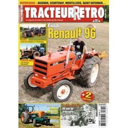 Tracteur Rétro n°23, Renault 96, Someca SOM 40 H8