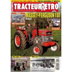 Tracteur Rétro n°31, Massey-Ferguson 188, Daimler-Benz OE