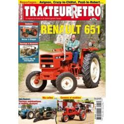 Tracteur Rétro n°33, Renault 651, Allis-Chalmers WC, Pony Diesel