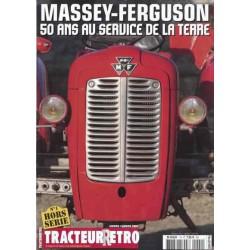 Tracteur Rétro Hors Série n°1, Massey-Ferguson