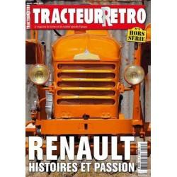 Tracteur Rétro Hors Série n°3, Renault