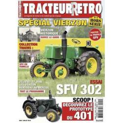 Tracteur Rétro Hors Série n°4, Vierzon