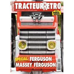 Tracteur Rétro Hors Série n°8, Ferguson et Massey-Ferguson