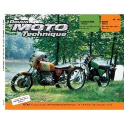 RMT Kawasaki 125 KS à KH et BMW série 6