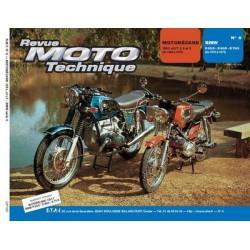 RMT Motobécane 125, L, LT 1, 2, 3 et BMW série 5