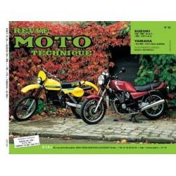 RMT Suzuki RM 125, PE 175 et Yamaha XJ 650