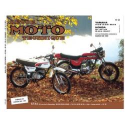 RMT Yamaha 50M et Honda 250, 400 T, N et CB400A, CM400T