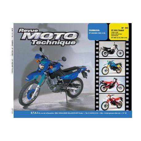 RMT Yamaha XT 400, XT 550, XT 600 Ténéré