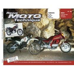 RMT Yamaha XT, SR 125 et BMW K100