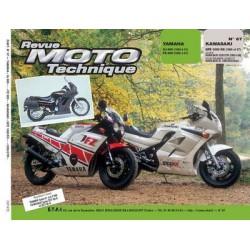 RMT Yamaha XJ 600, FZ 600 et Kawasaki GPZ 1000 RX