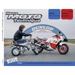 RMT Honda DAX ST 70 et Yamaha FZ, FZX 750