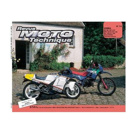 RMT Honda NS 125R, MTX 125R