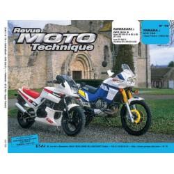 RMT Kawasaki GPZ 500S, EX 500D et Yamaha XTZ 750