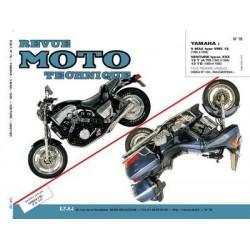 RMT Yamaha V MAX VMX 12 et Venture XVZ 12T, 12TD, 13TD