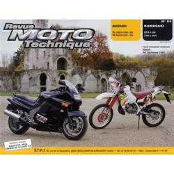 RMT Suzuki TS 125R, TS 200R et Kawasaki ZZ R 1100