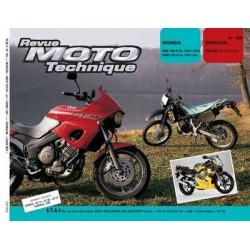 RMT Honda NSR 125, CRM 125 et Yamaha TDM 850