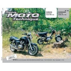 RMT Yamaha Chappy LB50 et Kawasaki Zephyr 750