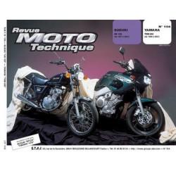 RMT Suzuki GN125. Yamaha TDM850
