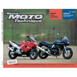 RMT Suzuki 1200 GSF, Bandit et Yamaha YZF 600R