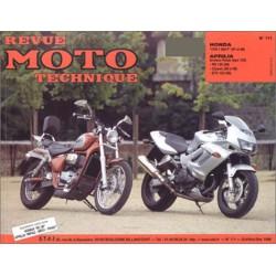 RMT Honda VTR 1000 F et Aprilia RS, Classic, ETX 125