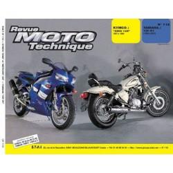 RMT Yamaha YZF R1 et Kymco Zing 125