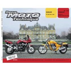 RMT Yamaha FZS 600, 600S Fazer et Daelim VT 125