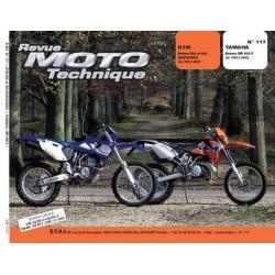 RMT KTM 250, 300 QS, EQS, EXC et Yamaha WR 400 F