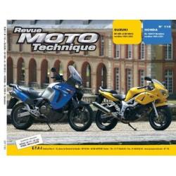 RMT Suzuki SV 650, 650 S et Honda XL 1000 V Varadero