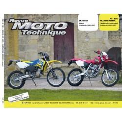 RMT Honda XR 400 et Husqvarna TE 350 à 610