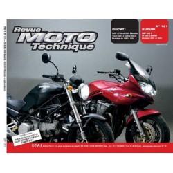 RMT Ducati 600, 750, 900 Monster et Suzuki GSF 600 Bandit