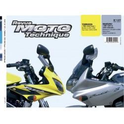 RMT Yamaha FZS 1000 Fazer et Suzuki GSF 1200