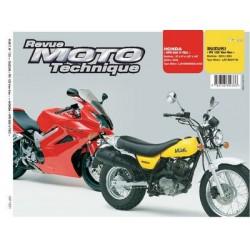RMT Honda VFR 800 V-TEC et Suzuki RV 125 Van-Van
