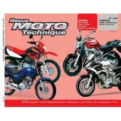 RMT Honda CG, XR 125 et Yamaha FZ 6N, FZ 6S Fazer