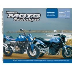 RMT Honda CBF 600 N, S et Kawasaki ZR 750